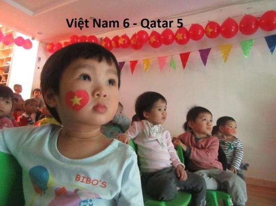 Việt Nam 6 - Qatar 5